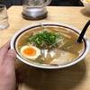ラーメン食べ歩き ラーメン専門店ポパイ(京都)