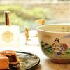 毎朝の一服 ポッキーの日 morning matcha green tea
