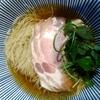 寿製麺よしかわ 川越店@埼玉県川越市の『限定・冷やし煮干しそば』がさっぱりツルっとニボニボ美味い