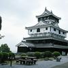 【写真複製・写真修復の専門店】岩国城 晴れの画像に修正