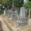 高鍋藩主秋月家墓所