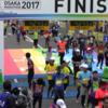 楽しく走れた大阪マラソン