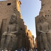 古代都市テーベ  ルクソール神殿
