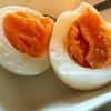 レンジで簡単 ゆで卵があっという間にできてしまう