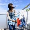 洗濯物探訪