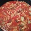 ルーティーン化しつつあるトマト鍋