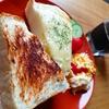 【高級食パン】銀座に志かわの生食パンを極厚チーズトーストにしてみた