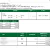 本日の株式トレード報告R1,11,6