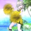【カンフー】×【モッズ】で『チアガール』コーデ