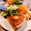 【おすすめ】京都の話題のカフェ「cafe marble 仏光寺店」のキッシュを食べてみた【四条烏丸】