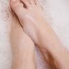 足裏って綺麗に洗ってますか?間単に済ませてますか?