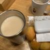 ヴィ・ド・フランス タマゴケーキ サバ缶 あさりの酒蒸し味噌汁