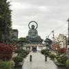 【富山&岐阜】1日目-1 ANAプレミアムクラスで富山へ。高岡大仏と土蔵造りの町を散策。