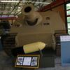 ムンスター戦車博物館に展示されている突撃砲など(1)