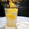 レモン丸々1個分【ラデュレ】の弾けるレモンソーダ @横浜高島屋