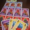 戦略ゲームの入門の入門に。シンプルルールでちょっとだけ考えるカードゲーム「ゆかいなふくろ(Absacker/Dummy)」