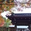 秋の箱根旅行~紅葉で有名な長安寺と仙石原のすすき~
