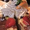 ホノルルでの食生活はパンケーキ中心に、レストランという類には行かなかったですが。。。