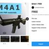 Unity 実際に使ってみた無料アセット、銃、クジラ、ハート、パーティクル選4! アセット編⑦