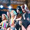 TOKYO AUTO SALON 2017で撮影したCYBERJAPAN DANCERS!