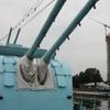 ポーランドのグジニアに展示されていた第二次大戦時の駆逐艦(その2)