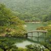 初四国、香川旅行:栗林公園随一の景観、飛来峰へ
