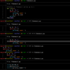 Linuxメモ : bat(シンタックスハイライト可能なcat)を試してみる