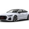 新型アウディRS 7 Sportback のコンフィギュレーター!