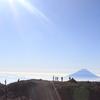 山を歩く人ー塩見岳~北岳山行(続)