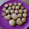 ホットケーキミックスで簡単クッキーを焼いてみました