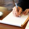 頭の中を整理したい時は、紙に書き出す