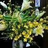 カウンターの花(12)