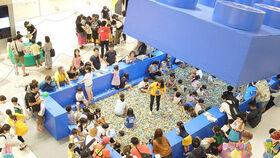 ららぽーと名古屋みなとアクルスで開催!「LEGO PARK 2019」に参加してきました