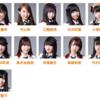 7月12日のSKE48チームKⅡ公演出演メンバーが発表!北川愛乃がアンダー出演!