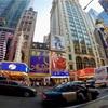 NYブロードウェイ鑑賞と安いラッシュチケットの取り方 【シカゴ・スクールオブロック・アラジン】