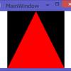 WPFとDirect3D11の連携 --- 三角形描画