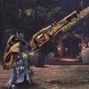 MHW:「皇金の銃槍・麻痺」で麻痺フルバガンス使ってみた。
