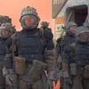 地球防衛隊と呼ばれる米国が創設を推進している'宇宙防衛軍'