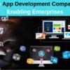 How Top App Development Companies Are Enabling Enterprises