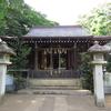 城山熊野神社(2)と悲しき再会