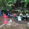今年初の秋キャンプ!