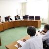 県議会要望調査会を行いました。