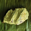 ベンガルの魚バナナ葉包み