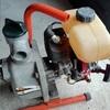 エンジンポンプの修理 社外キャブレター乗せ替え