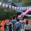 お祭り日和の下諏訪・松本ぶらり旅。