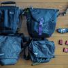 カメラバッグ沼に終わりはないけど、散歩・旅行・登山・取材… 全て携行スタイルは変わるよね…