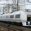 3月21日撮影 プチ遠征③ 武蔵野線 南流山駅 651系 快速ぶらり川越号