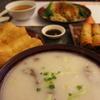 香港に来たらお粥を食べれ