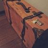 配当入金💎...たくさん使ったスーツケース♡
