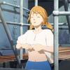 クィン・ザザ号の船内見れて、タキタのおへそも見れて大満足!